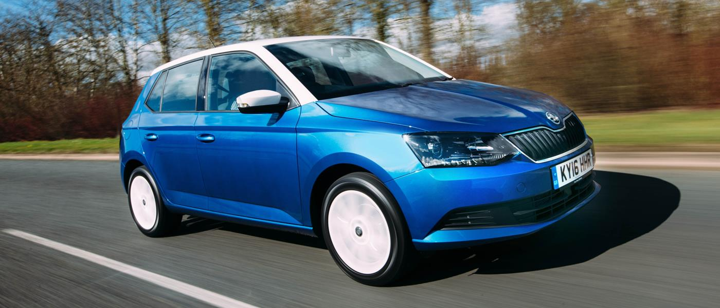 Driven: Skoda Fabia Colour Edition