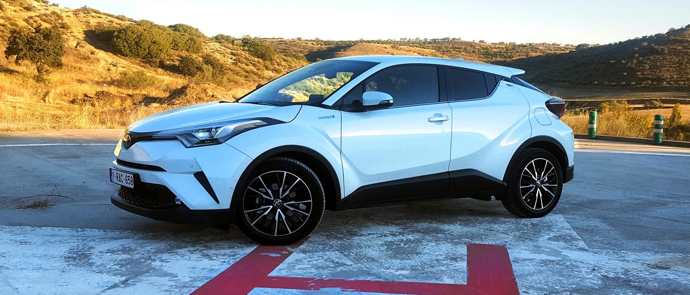 First Drive: Toyota C-HR