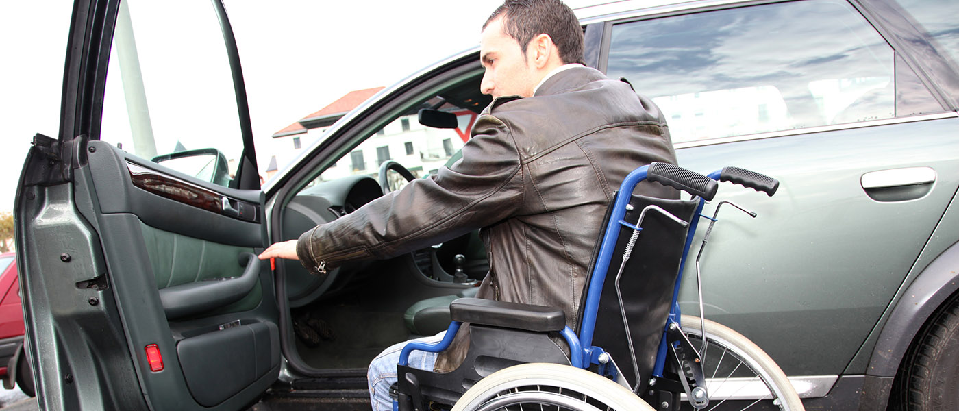 Vehicle Options for Disabled Drivers and Passengers