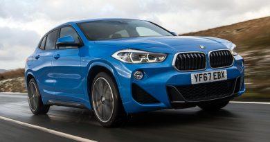 First Drive: BMW X2