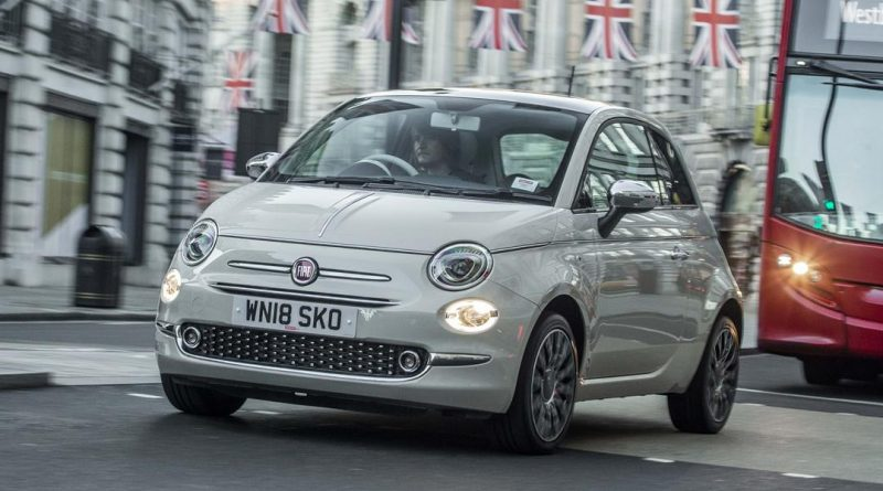 the fiat 500 the perfect car for a city lifestyle front. Black Bedroom Furniture Sets. Home Design Ideas