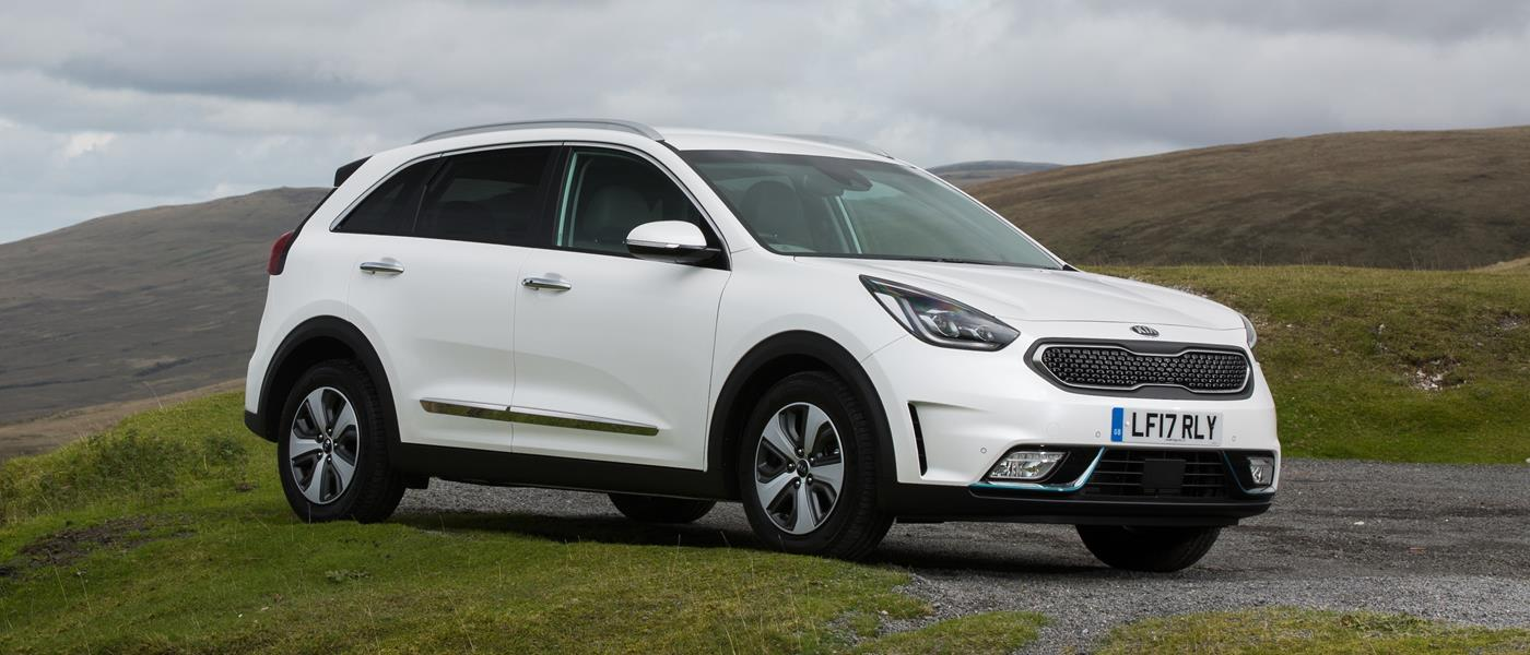 Driven: Kia Niro Plug-In Hybrid