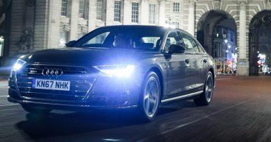 First Drive: Audi A8