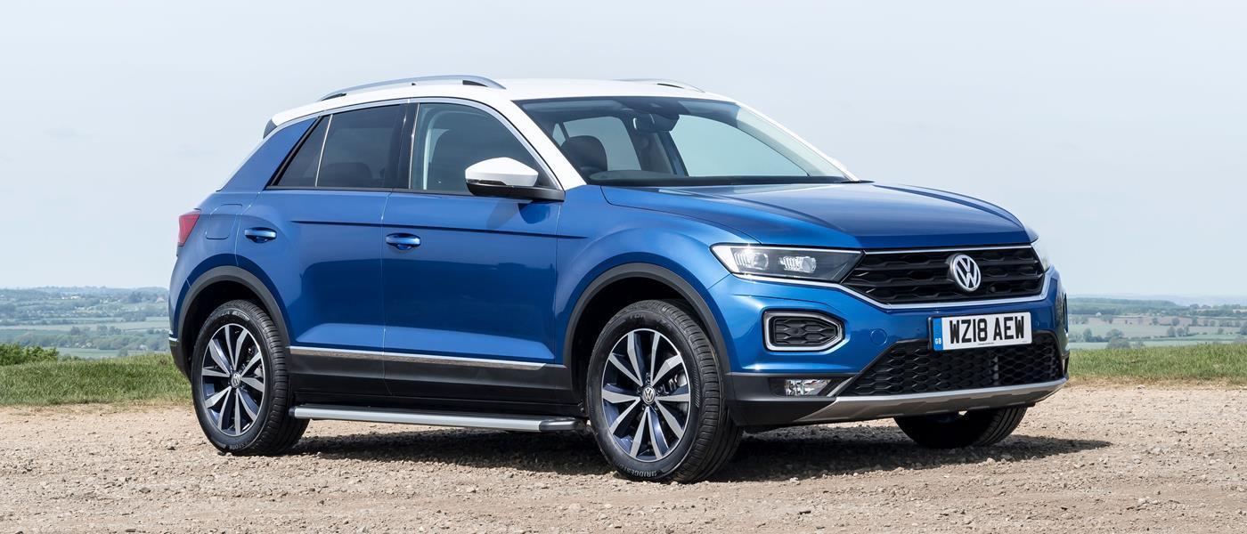 Driven: Volkswagen T-Roc