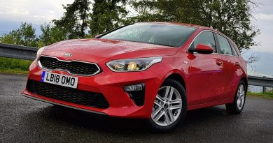 Need for Ceed: From Factory to Home in the New Kia Ceed