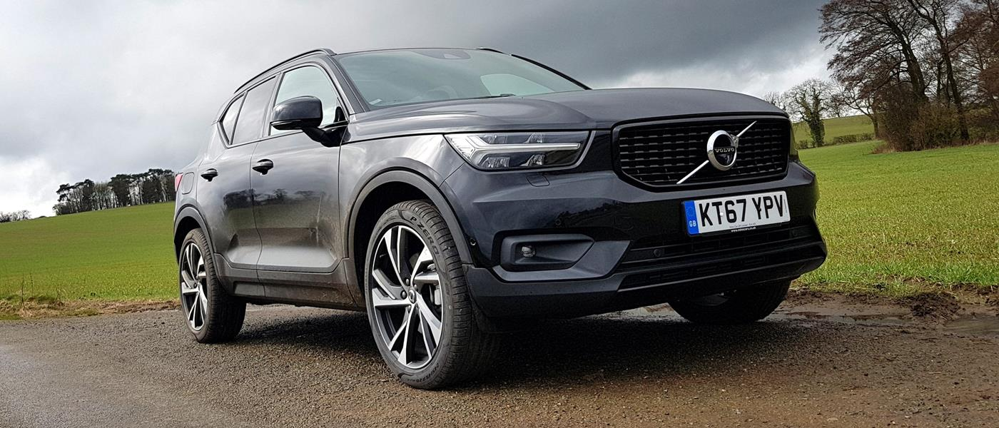 First Drive: Volvo XC40