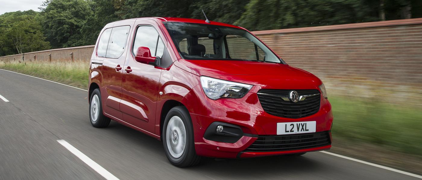 First Drive: Vauxhall Combo Life