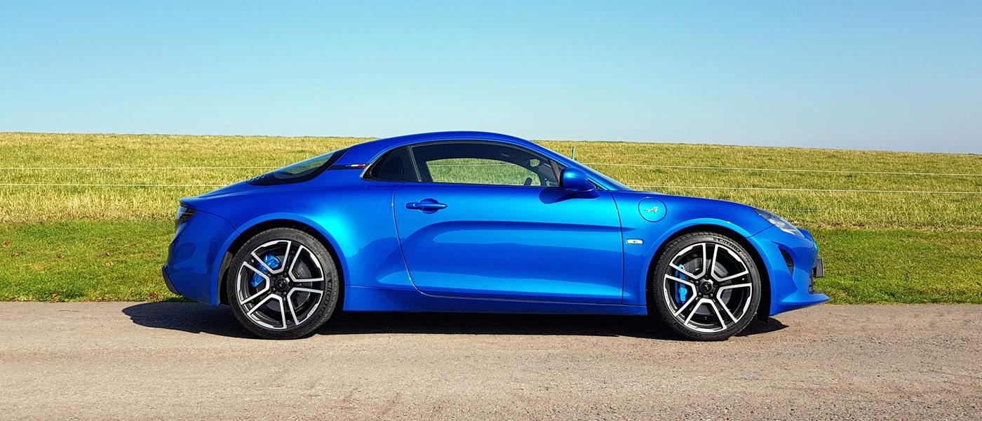 First Drive: Alpine A110