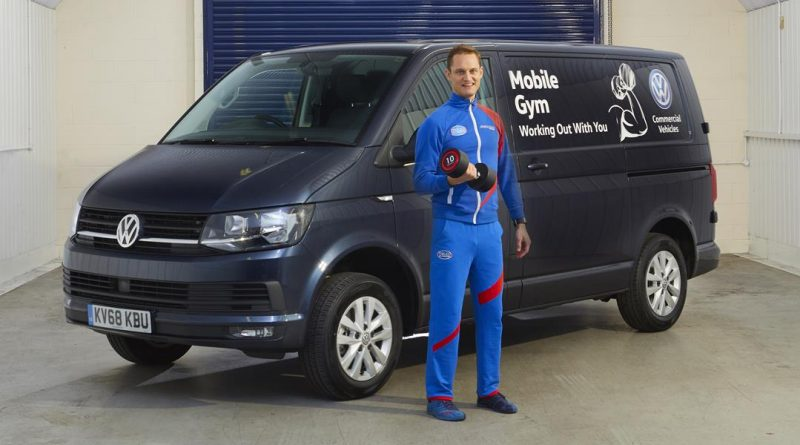 Volkswagen Vans Give Real-World Workout