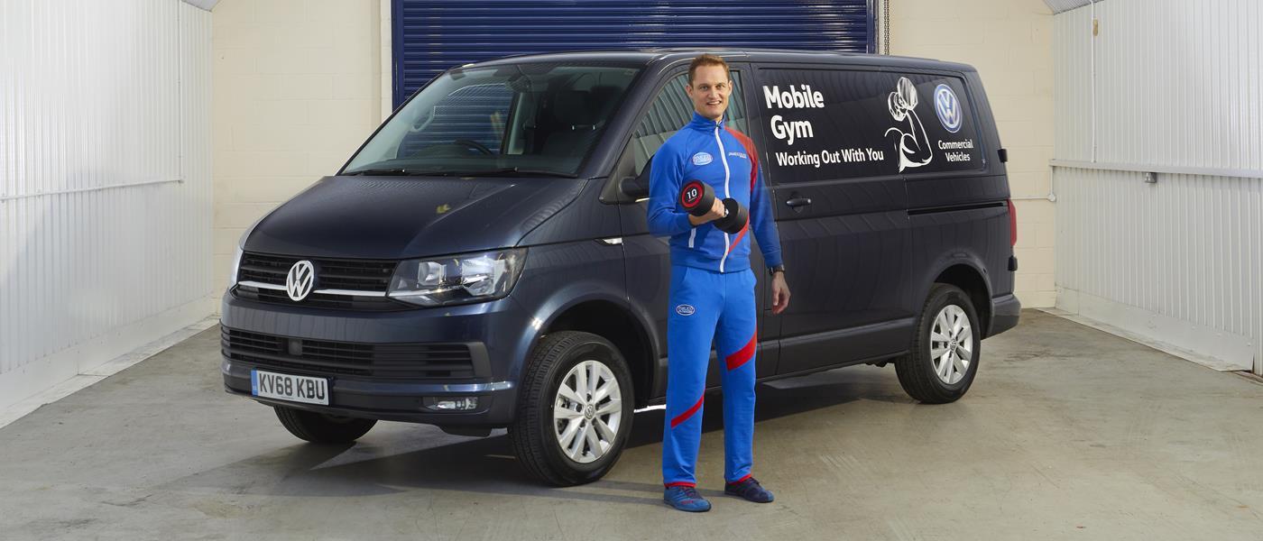 Volkswagen Vans Give Real-World Workout