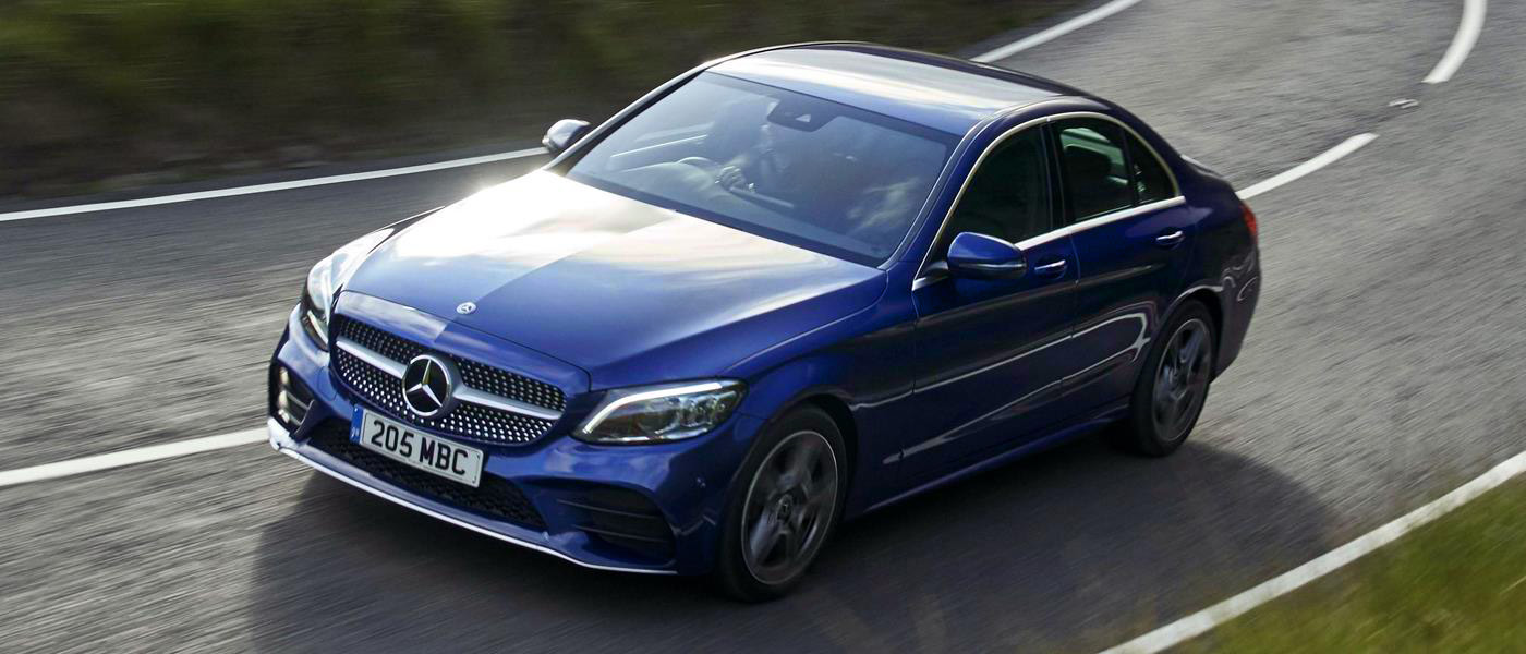 Driven: Mercedes-Benz C-Class
