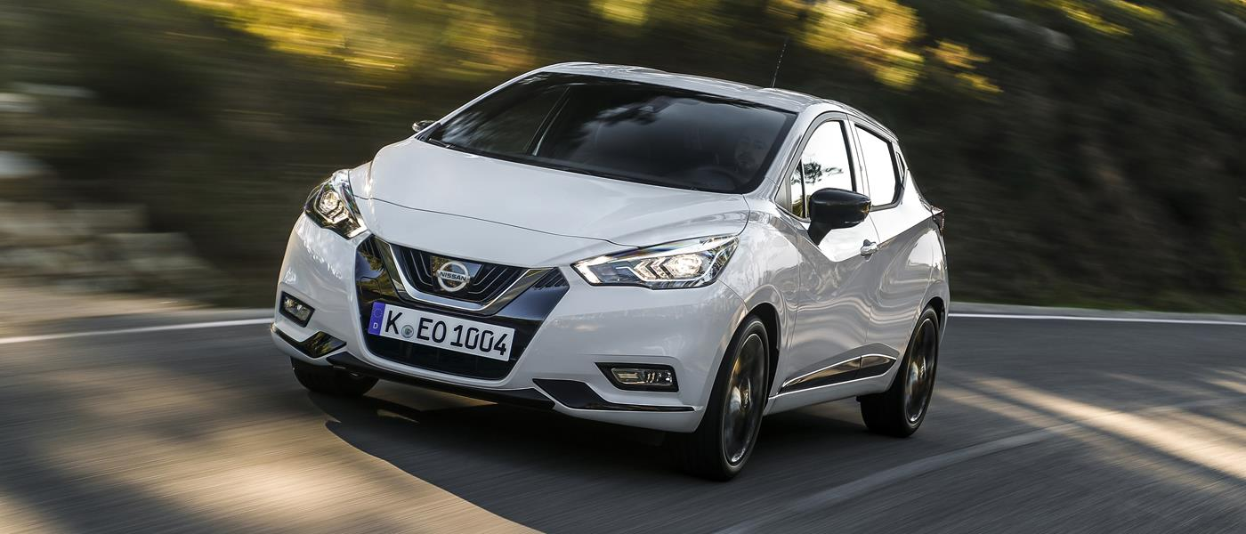 First Drive: Nissan Micra N-Sport