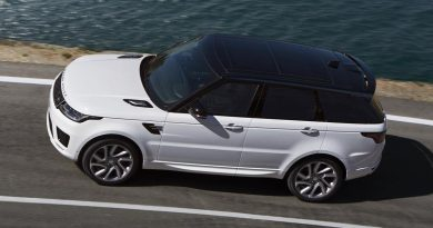 First Drive: Range Rover Sport Hybrid