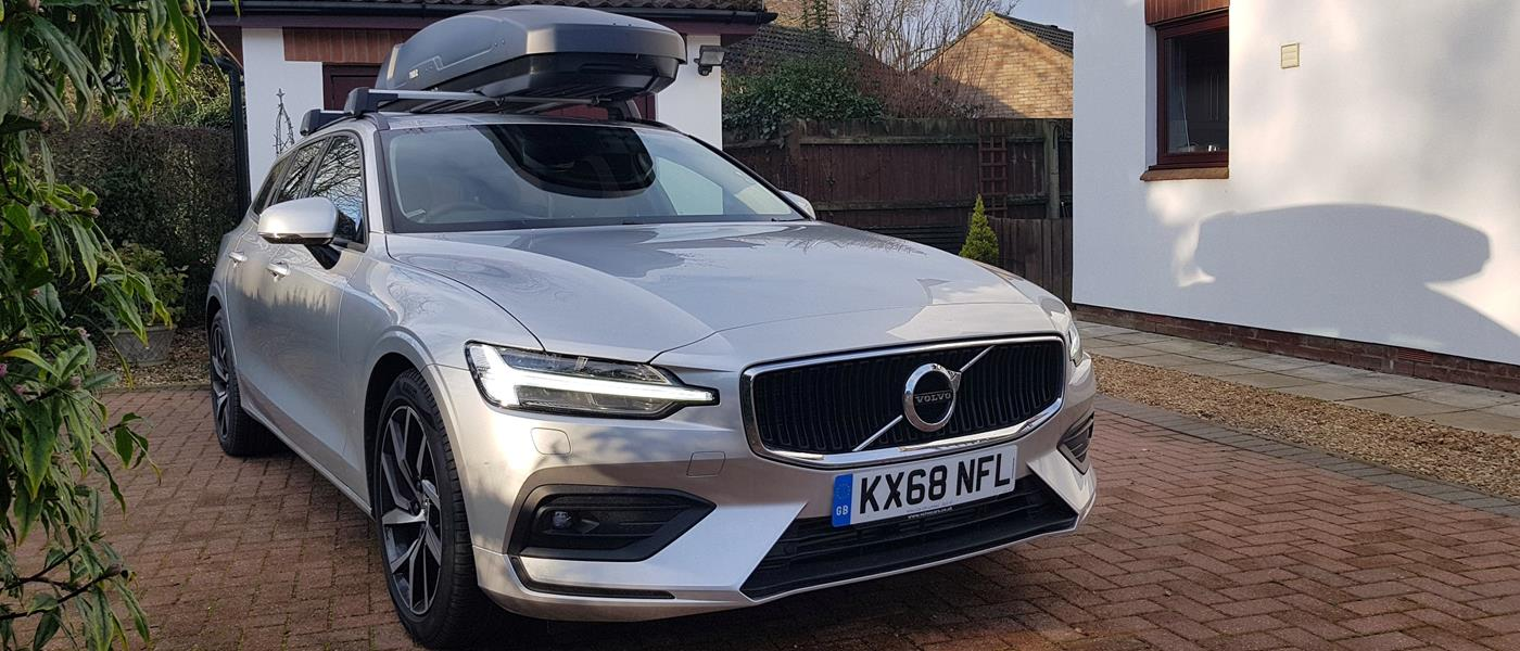 Tested: Thule Force XT Alpine Roof Box