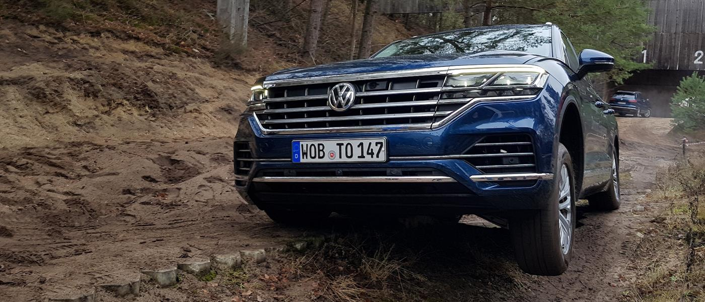 Mud and Machines: Putting Volkswagen's 4Motion to the Test