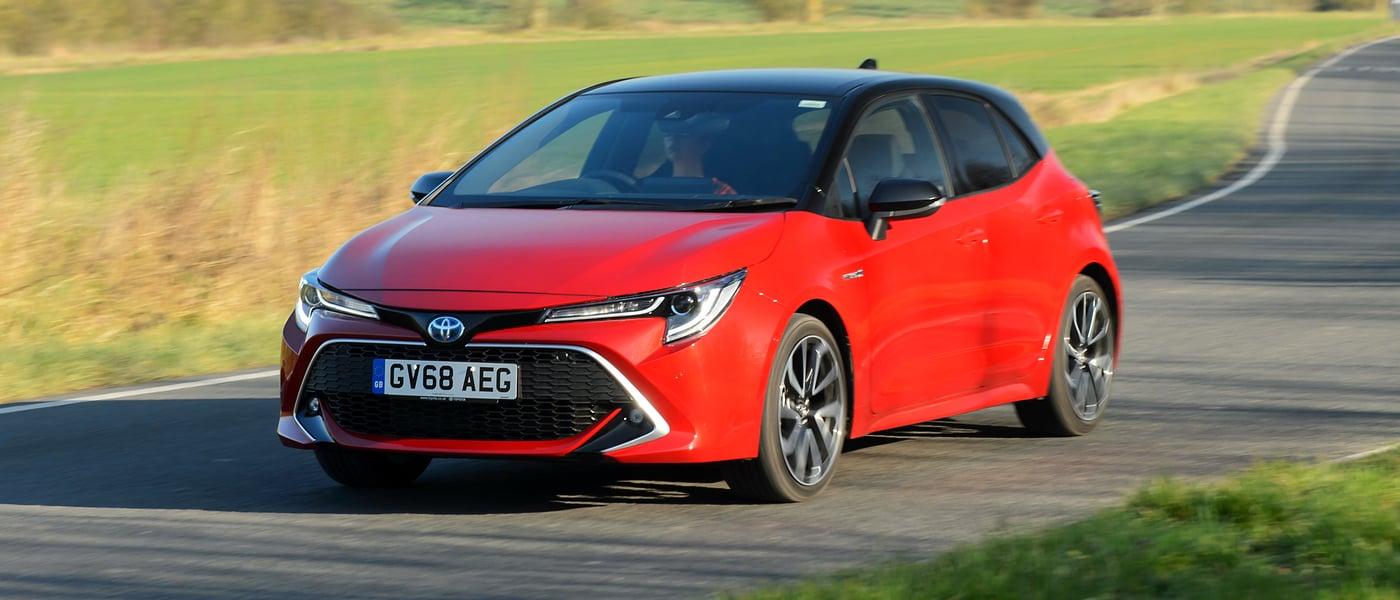 First Drive: Toyota Corolla