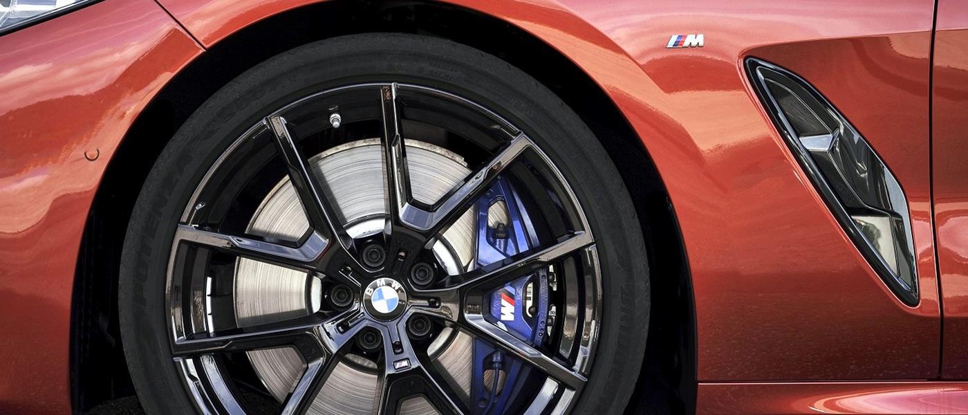 Bridgestone and BMW Break New Ground