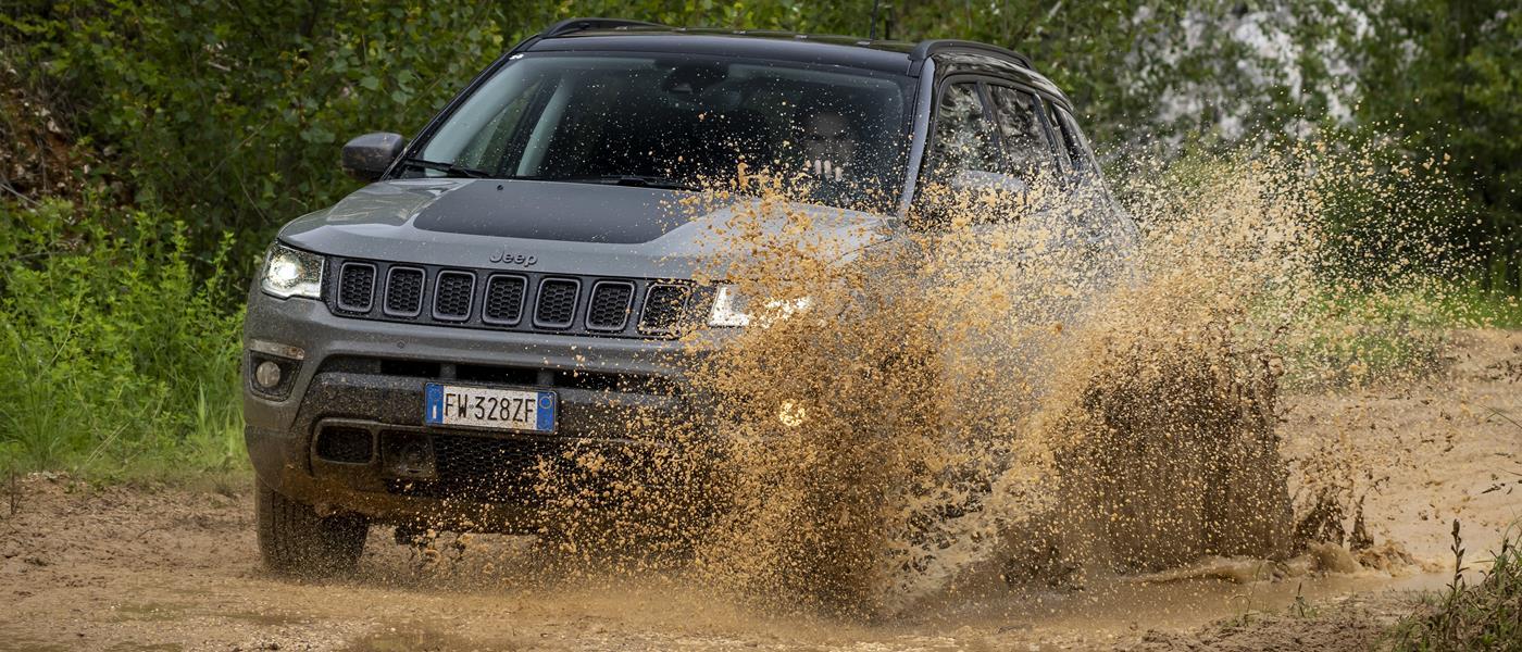 First Drive: Jeep Compass Trailhawk