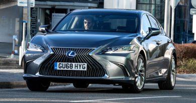 Driven: Lexus ES