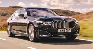 Driven: BMW 7 Series