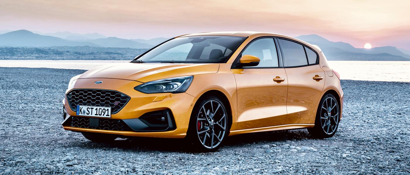 First Drive: Ford Focus ST