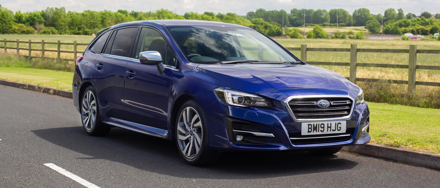 Driven: Subaru Levorg