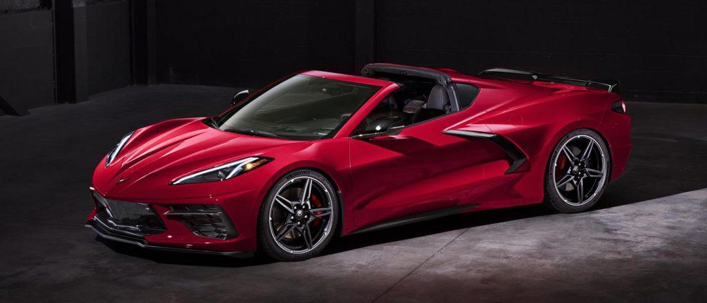 New cars 2020 includes Chevrolet's Corvette