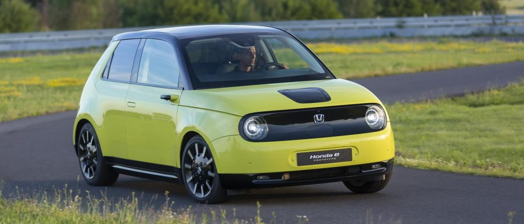 New cars 2020 includes the cute Honda e