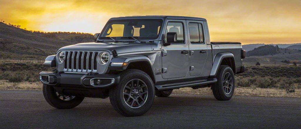 The Jeep Gladiator is one of the biggest new cars for 2020