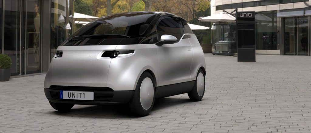 Uniti One is a unique model for new cars 2020