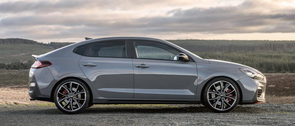 The Hyundai i30 N Fastback mellows the i30 N experience.