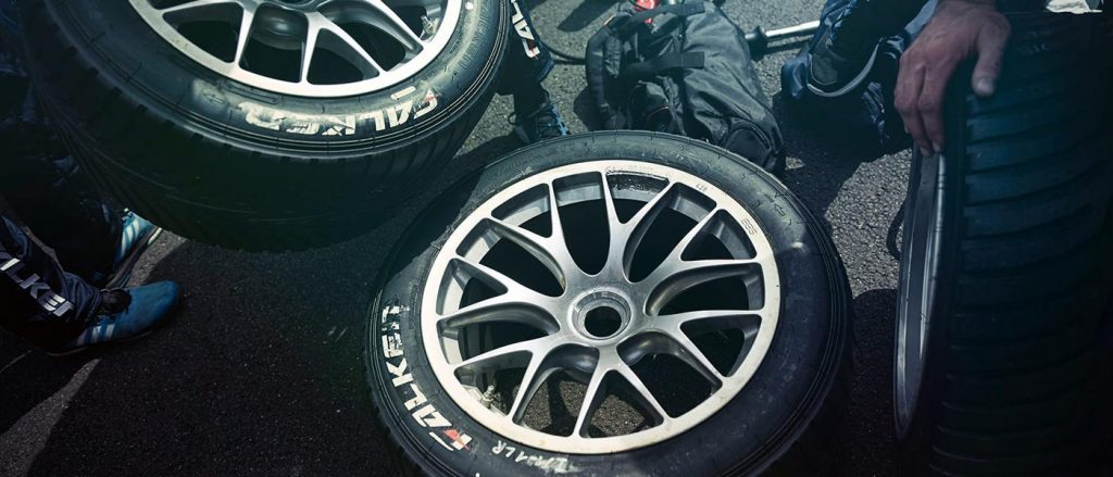 You need to look after your tyres while your car is laid up.